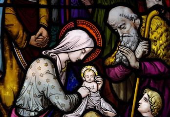 Nativity, birth of Jesus