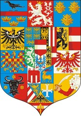 Great Coat of arms Austria 1915