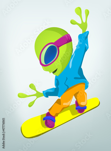 Cartoon_Character_ALIEN_053_CS5
