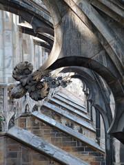 Pinnacles, Detail, Duomo, Milan