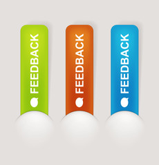 Feedback Labels