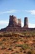 Monument Valley Columns