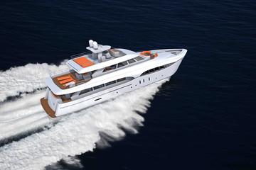 yacht render 3