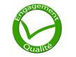 logo engagement qualité