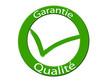 Logo Garantie Qualité