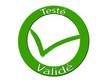 Logo Testé Validé
