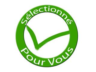 Logo Sélectionné pour vous
