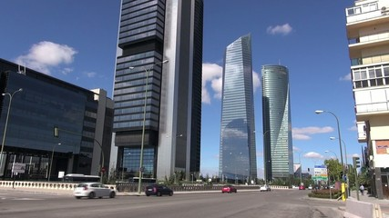 Castellana north street 60