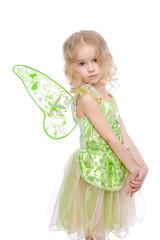 Fairy girl portrait