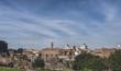 The Forum Romanum in Rome, Italy