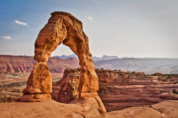 Delicate Arch - Arches National Park, Utah - USA