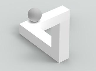 Figura geométrica imposible