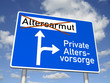 Private Altersvorsorge statt Altersarmut