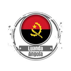 timbre Angola