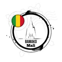 timbre Bamako