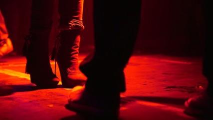 Disco Club Dancing Legs 001