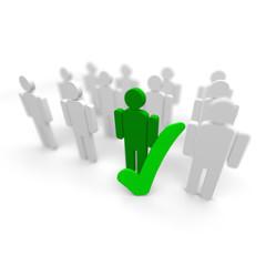 bewerbung, auswahl, headhunter, stellenanzeige, job,