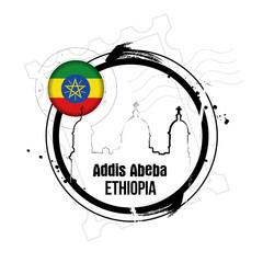 timbre Ethiopie
