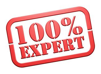 100%_Expert_Cachet