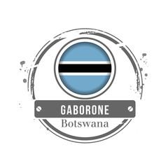 timbre Botswana