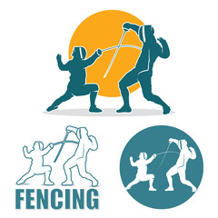 Fencing labels
