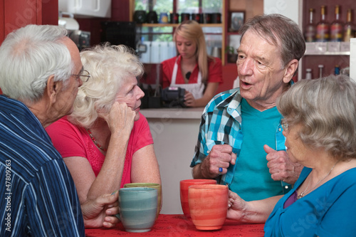 Seniors in Conversation