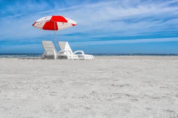 Relax onthe beach