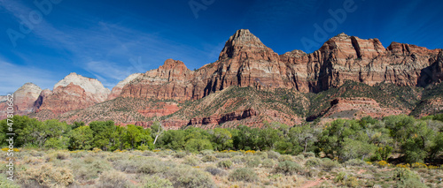 Panorama of the Watchman