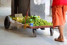 Owoce na ulicy