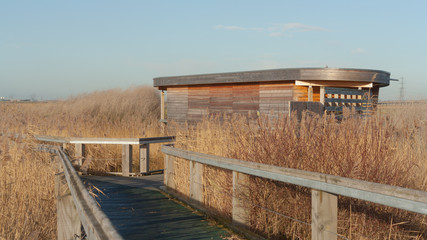 marshland bird hide rainham essex