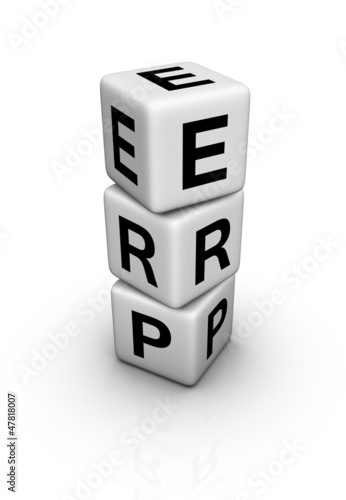 Enterprise Resource Planning (ERP) symbol