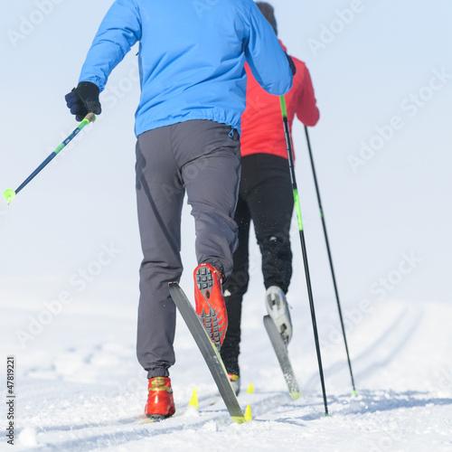 klassisch langlaufen