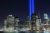 Lower Manhattan Skyline and the Towers Of Lights - 47821052