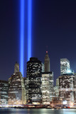Lower Manhattan Skyline and the Towers Of Lights - 47821072