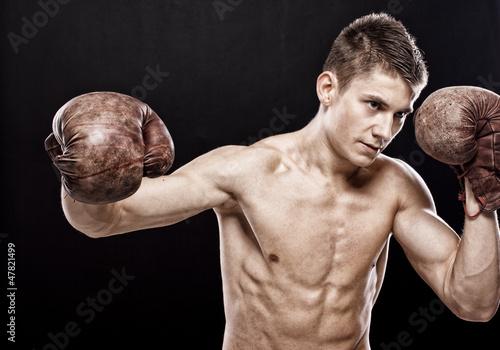 Fototapeten,erwachsen,athlet,hintergrund,schön