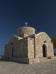 Profitis Ilias Church, Protaras, Cyprus