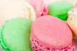 colorful  macaroones