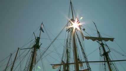 old sail mast 06