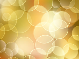 Abstract background. Digital bokeh effect.