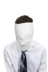 Man With No Face