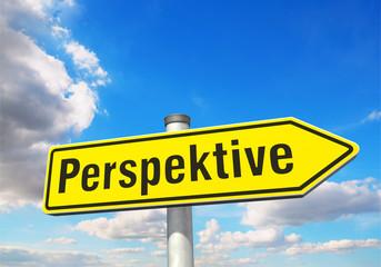 In Richtung Perspektive