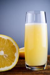 spremuta di pompelmo bianco - white grapefruit juice