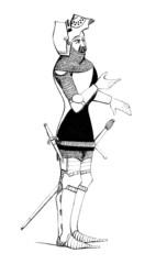 Knight - 14th century