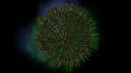 Unfolding Sphere