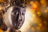 Fototapete Buddhismus - Religion - Statue