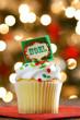 Noel Cupcake