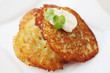 baked potato pancake