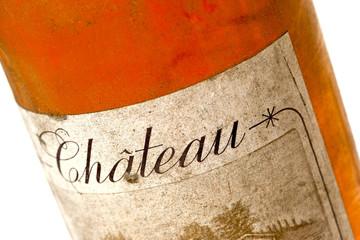Etiquette, millésime, vin, œnologie, boisson, bouteille