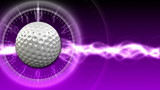 Golf Ball Background 13 (HD)