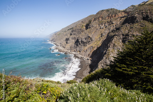 Big sur coastal view - California